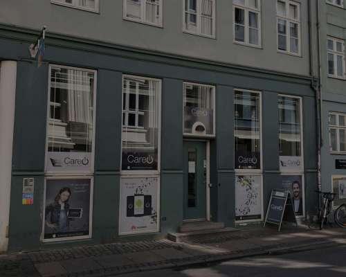 Care1 butik i København i Danmark