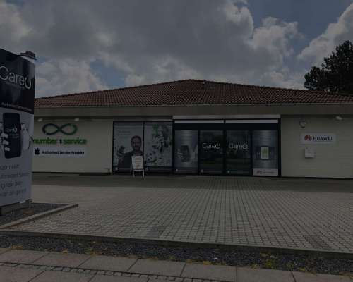 Care1 butik i Odense i Danmark